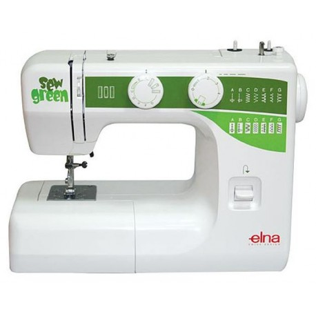 Máquinas Domesticas Elna 1000