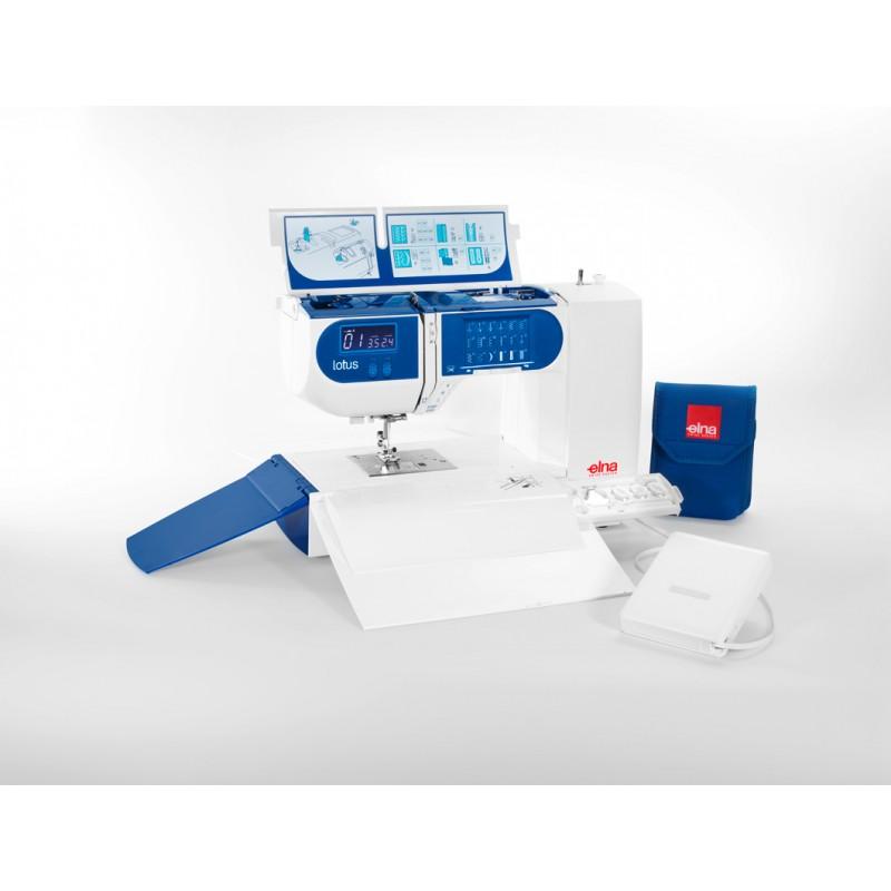 maquina de coser Elna Lotus