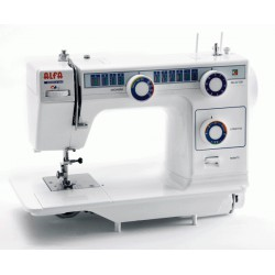 Maquina de coser Alfa 393